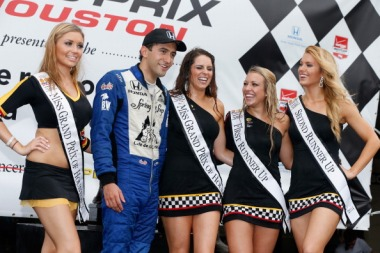 Shell Pennzoil Grand Prix of Houston - Day 2