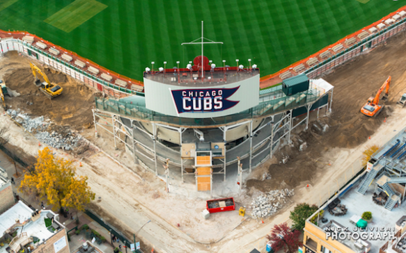 wrigleyrenovationcbssportstwitter
