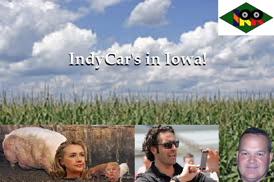 IndyCar's in Iowa