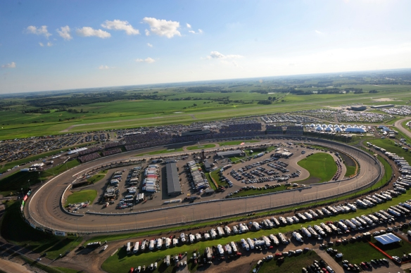 Saturday, July 31, 2010 - Iowa Speedway