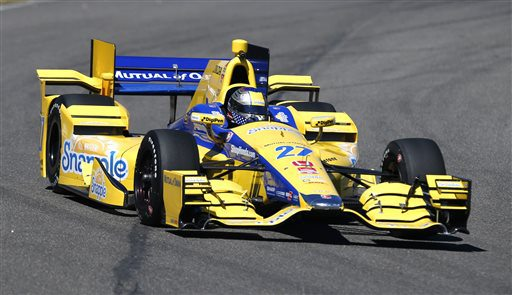Barber Motorsports Park >> IndyCar 2015 Season Grades: Andretti Autosport | Indy Race Reviewer: Fast and Funniness