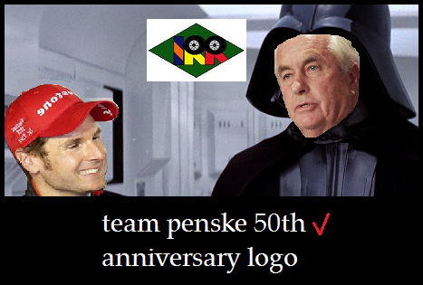 teampenske50thlogo