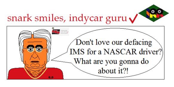 snark smiles indycar guru10.png