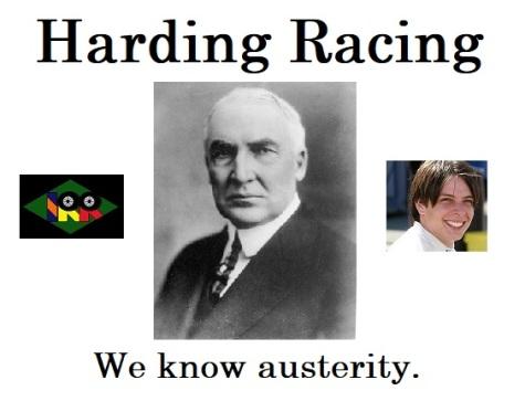 HardingRacingBanner