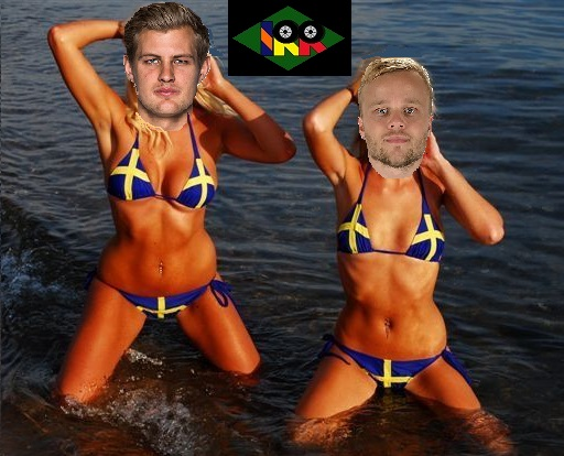 Swedish Bikini Team IRR